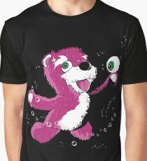 Breaking Bear Graphic T-Shirt
