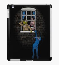 Banksy Muppets iPad Case/Skin