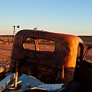 Old Andado Station Simpson Desert by Joe Mortelliti