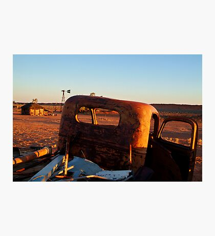 Old Andado Station Simpson Desert Photographic Print