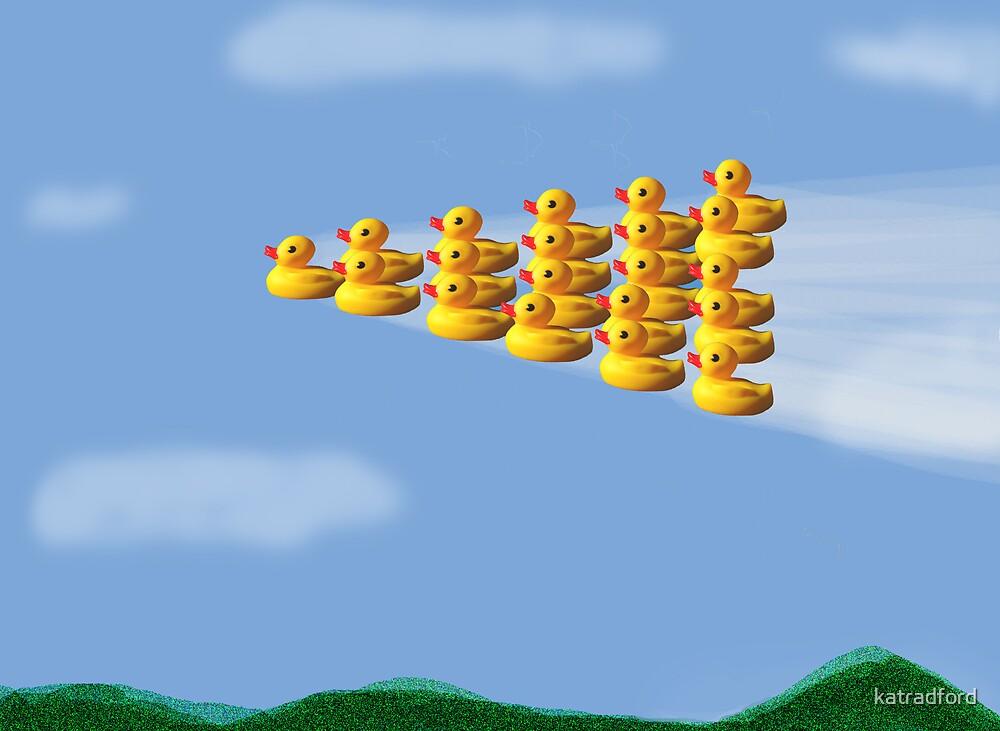 formation ducks by katradford