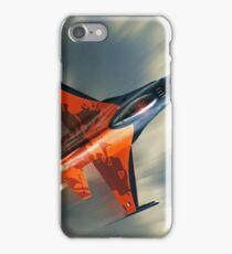 Fighter Jet Military airplane speed                                                             iPhone Case/Skin