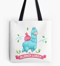 Alpaca Lunch Tote Bag