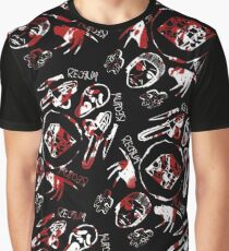DIEhard horror Graphic T-Shirt