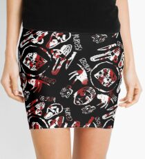 DIEhard horror Mini Skirt