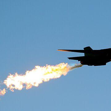 F-111 Dump + Burn by dcoa