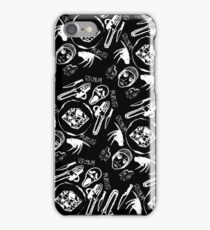 DIEhard horror (Variant) iPhone Case/Skin