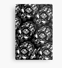DIEhard horror (Variant) Metal Print