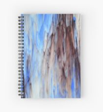 Protoia Etchings Spiral Notebook