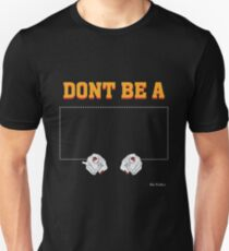 Pulp Fiction Don't Be A Square T-Shirt