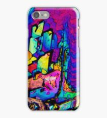 Graphic Amino iPhone Case/Skin