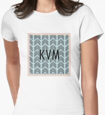 WAVES Women's Fitted T-Shirt