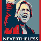 Elizabeth Warren: She Persisted by qwrrty