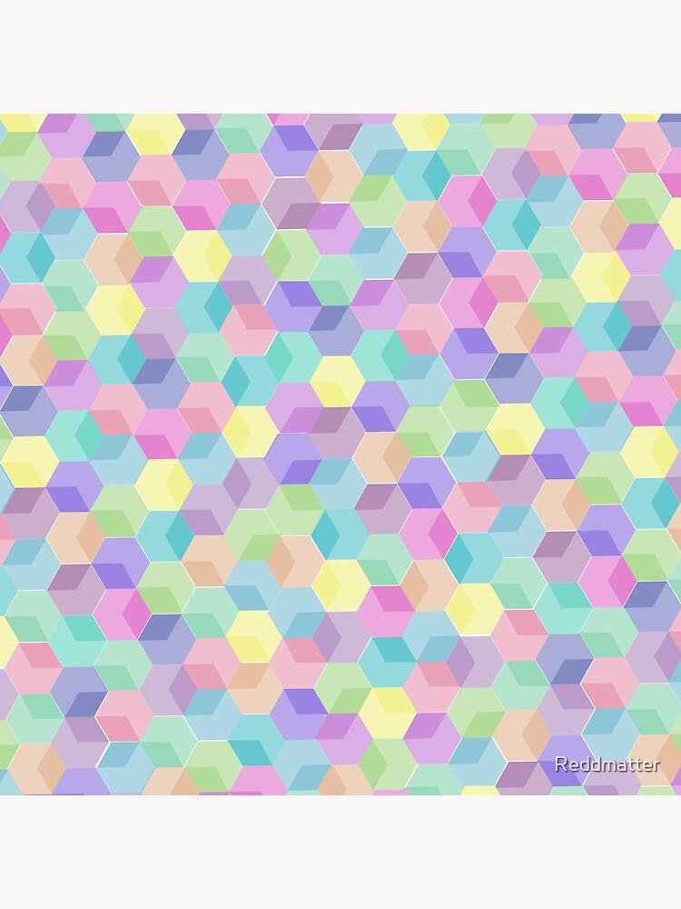 Color Cubes by Reddmatter