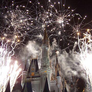 The Magic Kingdom by djskastyle