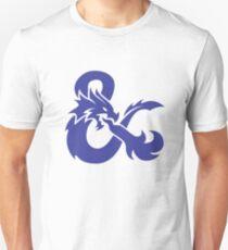 DND Blue Logo Unisex T-Shirt