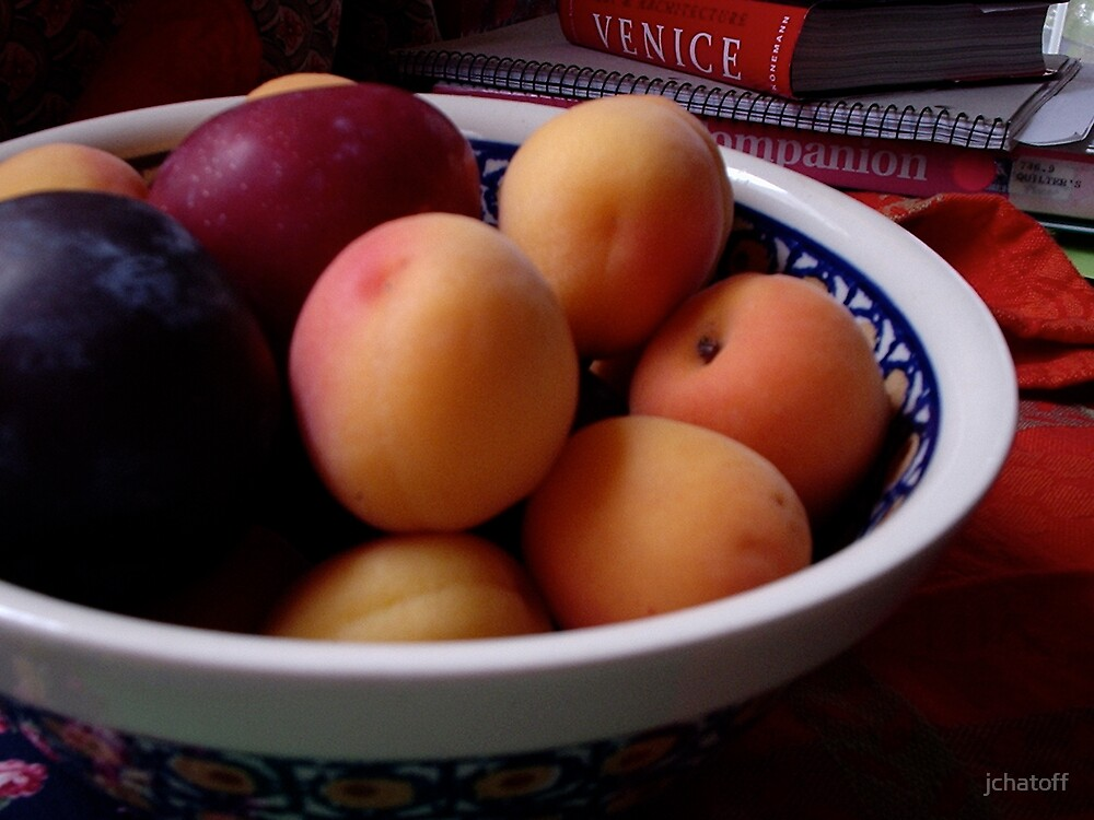 apricots by jchatoff