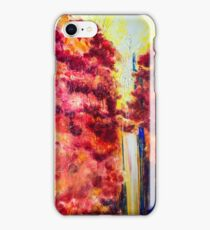 The Fall of Icarus iPhone Case/Skin