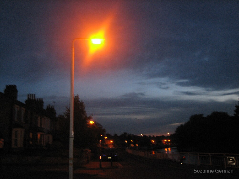 light - cambridge by Suzanne German