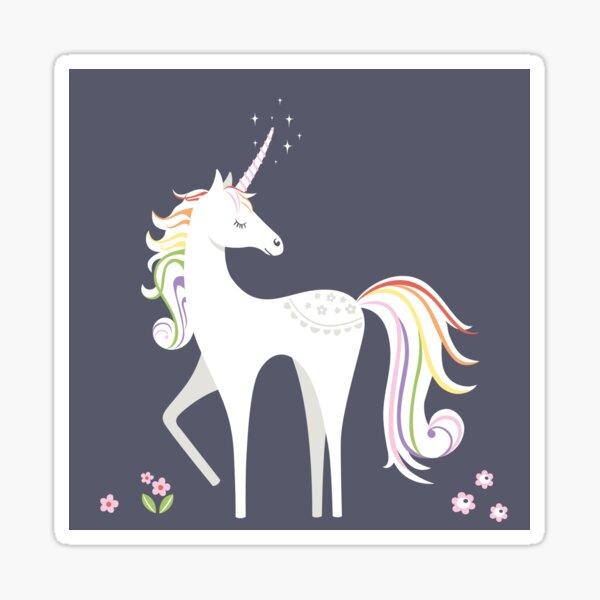 Unicorn Love Sticker