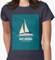 Navi Mumbai Women's Fitted T-Shirt