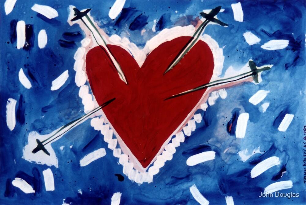 What Is Love 5 by John Douglas