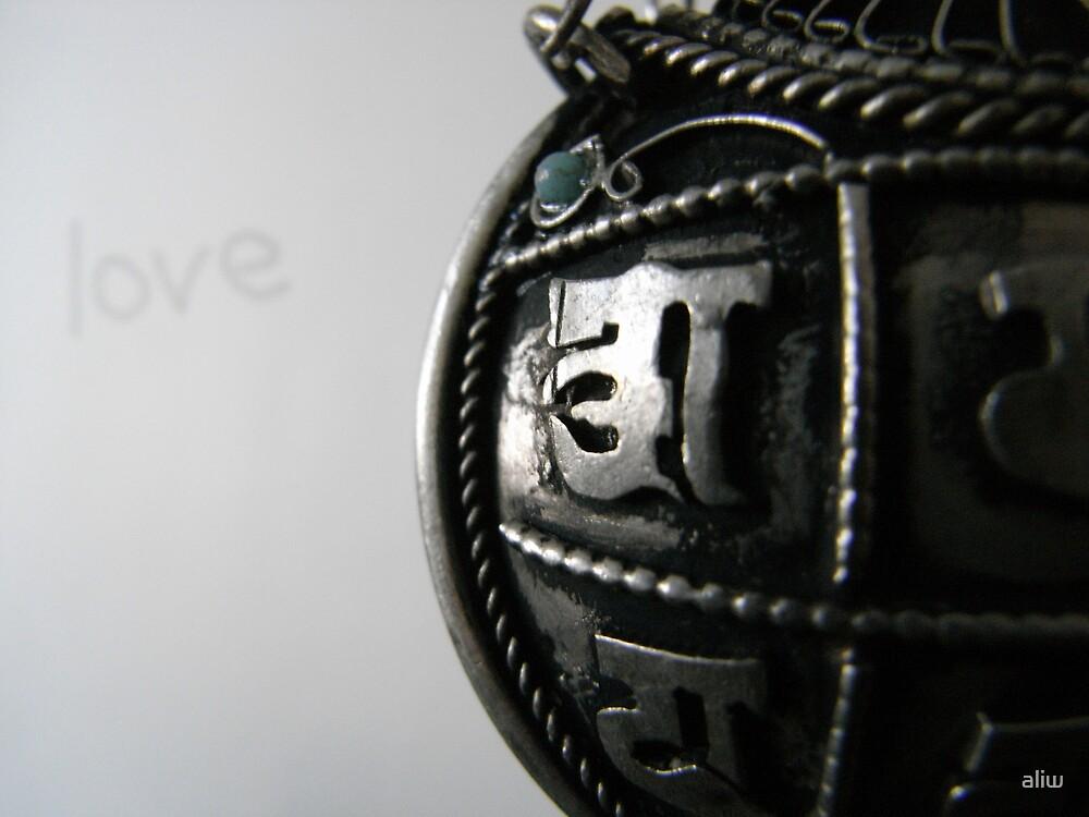 tibetian love by aliw
