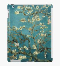Blossoming Almond Tree, famous post  impressionism fine art oil painting by Vincent van Gogh.  iPad Case/Skin