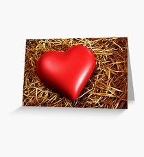 Fragile Heart Greeting Card