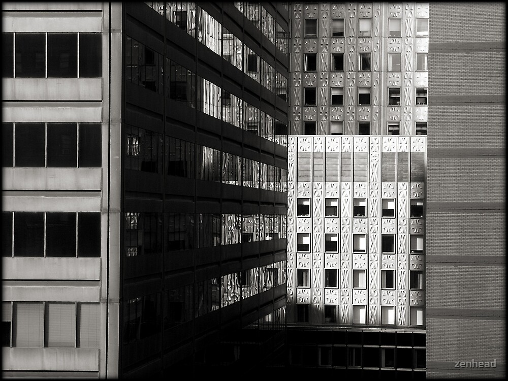 walls, nyc, 7.10.06 by zenhead