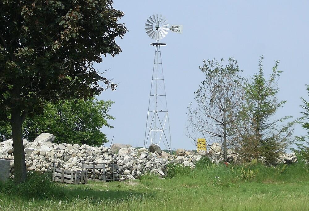 Windmill by Josehf Murchison