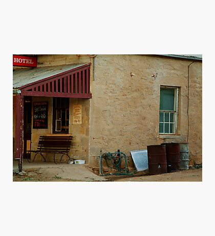 Hotel,Outback Tibooburra,N.S.W. Photographic Print