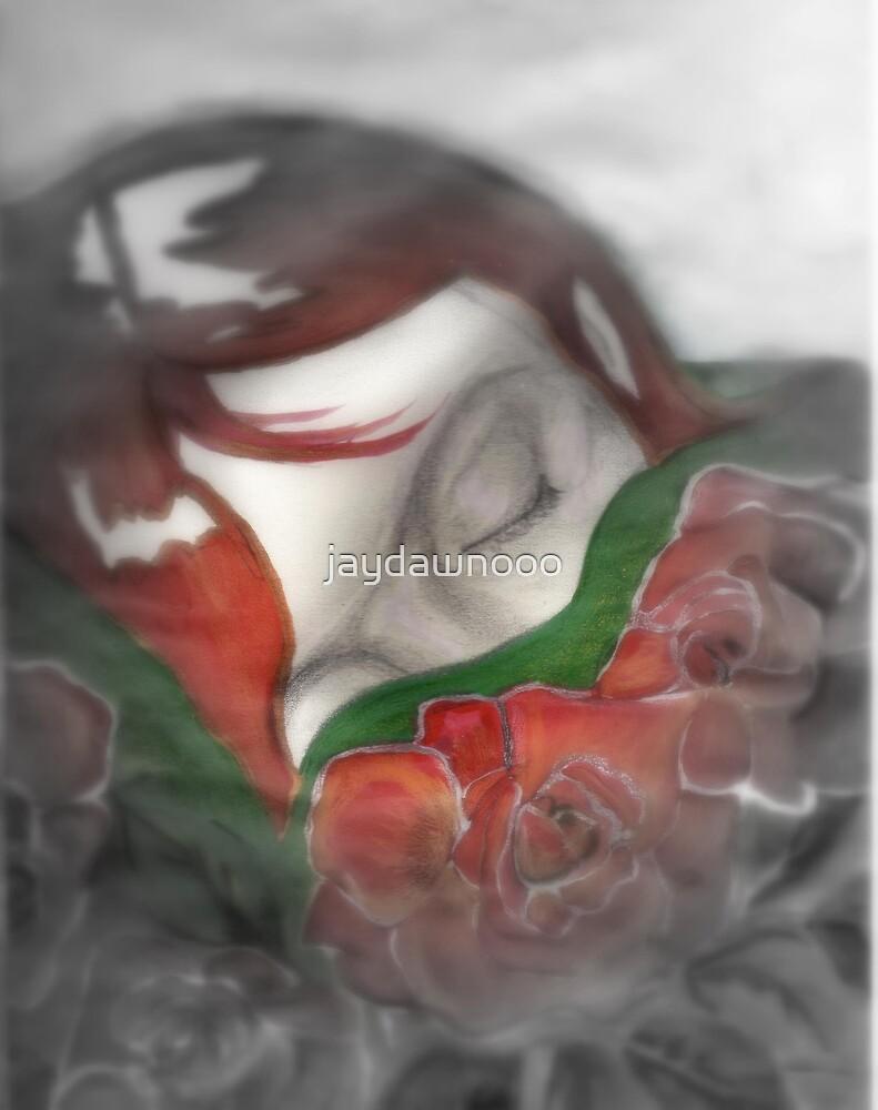 red dreams by jaydawnooo