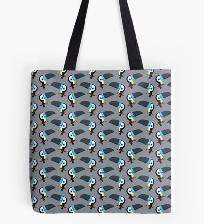 Cute channel billed toucan Tote Bag