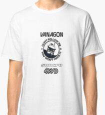 VW Vanagon 4WD Classic T-Shirt