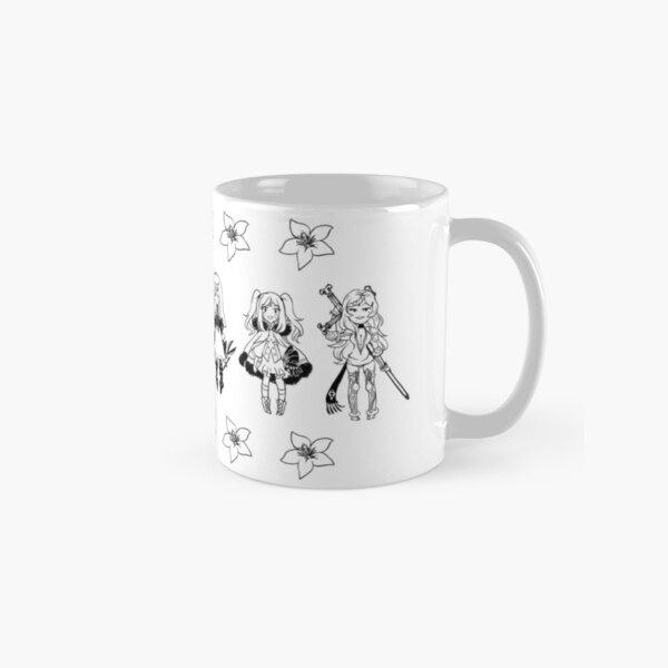 Six Intoners Classic Mug
