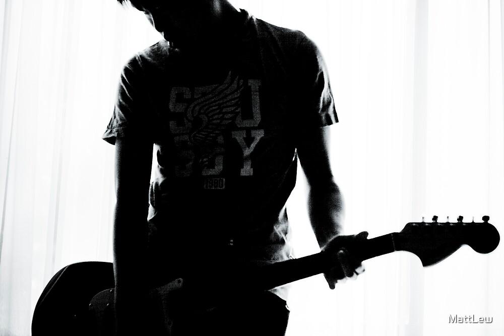 I Wana Be A Rock Star by MattLew