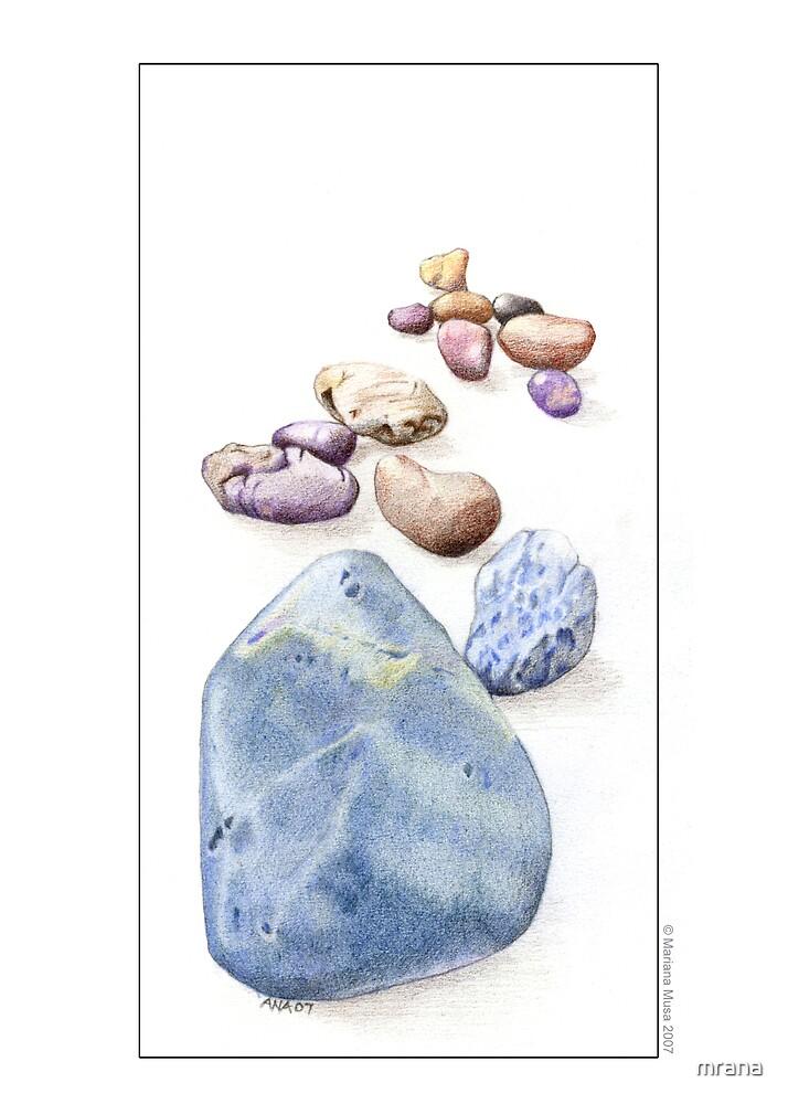 Pebbles by Mariana Musa