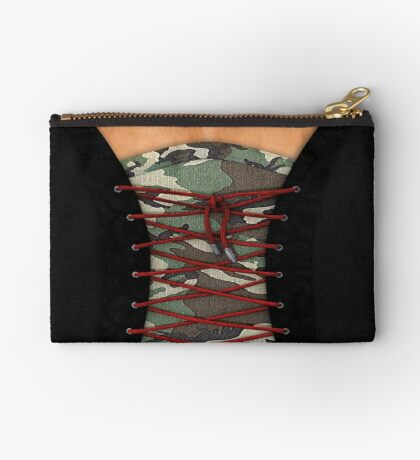 Camouflage corsage Studio Pouch