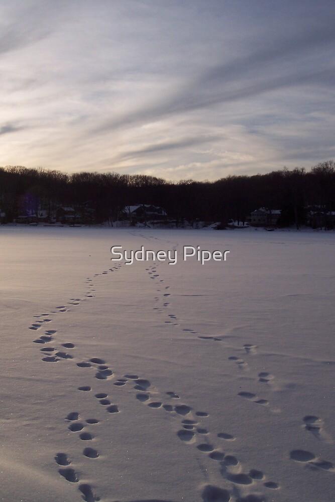Footprints by Sydney Piper
