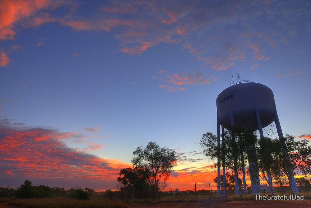 The Water Tower by TheGratefulDad