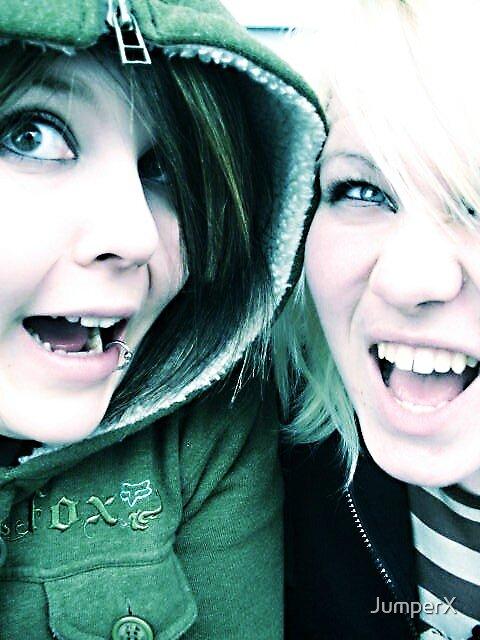 Friendship by JumperX