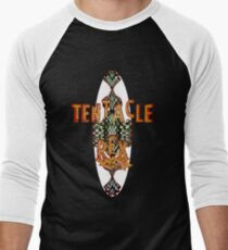 Tentacle Rex 3 Men's Baseball ¾ T-Shirt