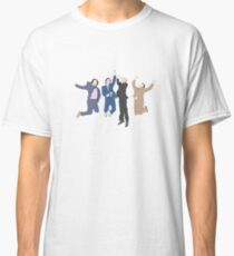 The Channel 4 news team Classic T-Shirt