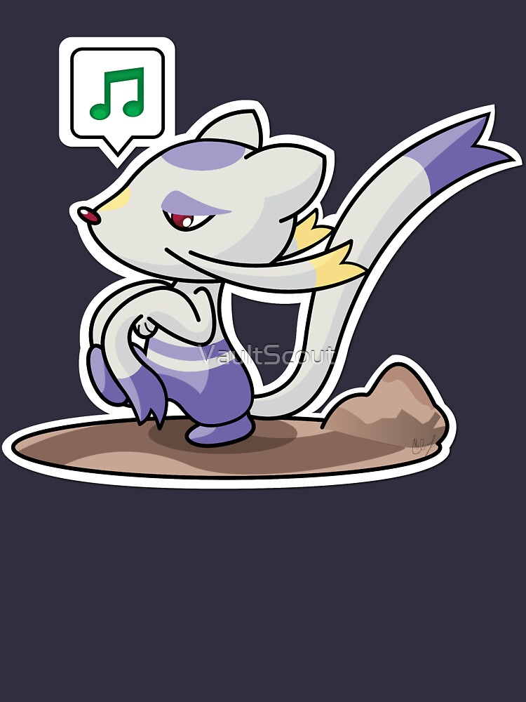 Mienshao by VaultScout