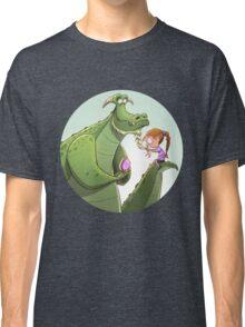 Dragon plait Classic T-Shirt