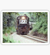 Passenger Excursion Sticker