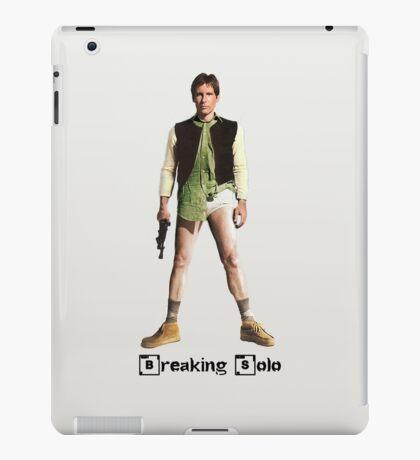 Breaking Solo iPad Case/Skin