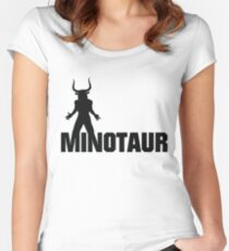Minotaur Women's Fitted Scoop T-Shirt
