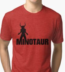 Minotaur Tri-blend T-Shirt